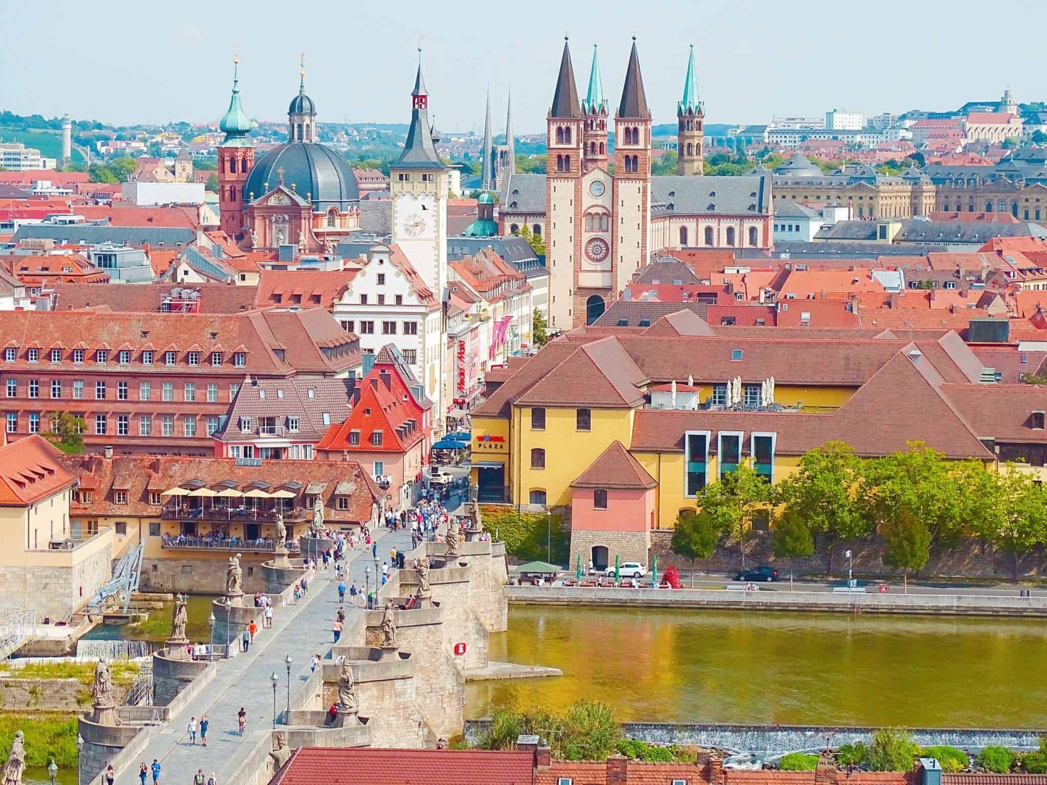 Обои германия, Würzburg, deutschland, вюрцбург. Города foto 17