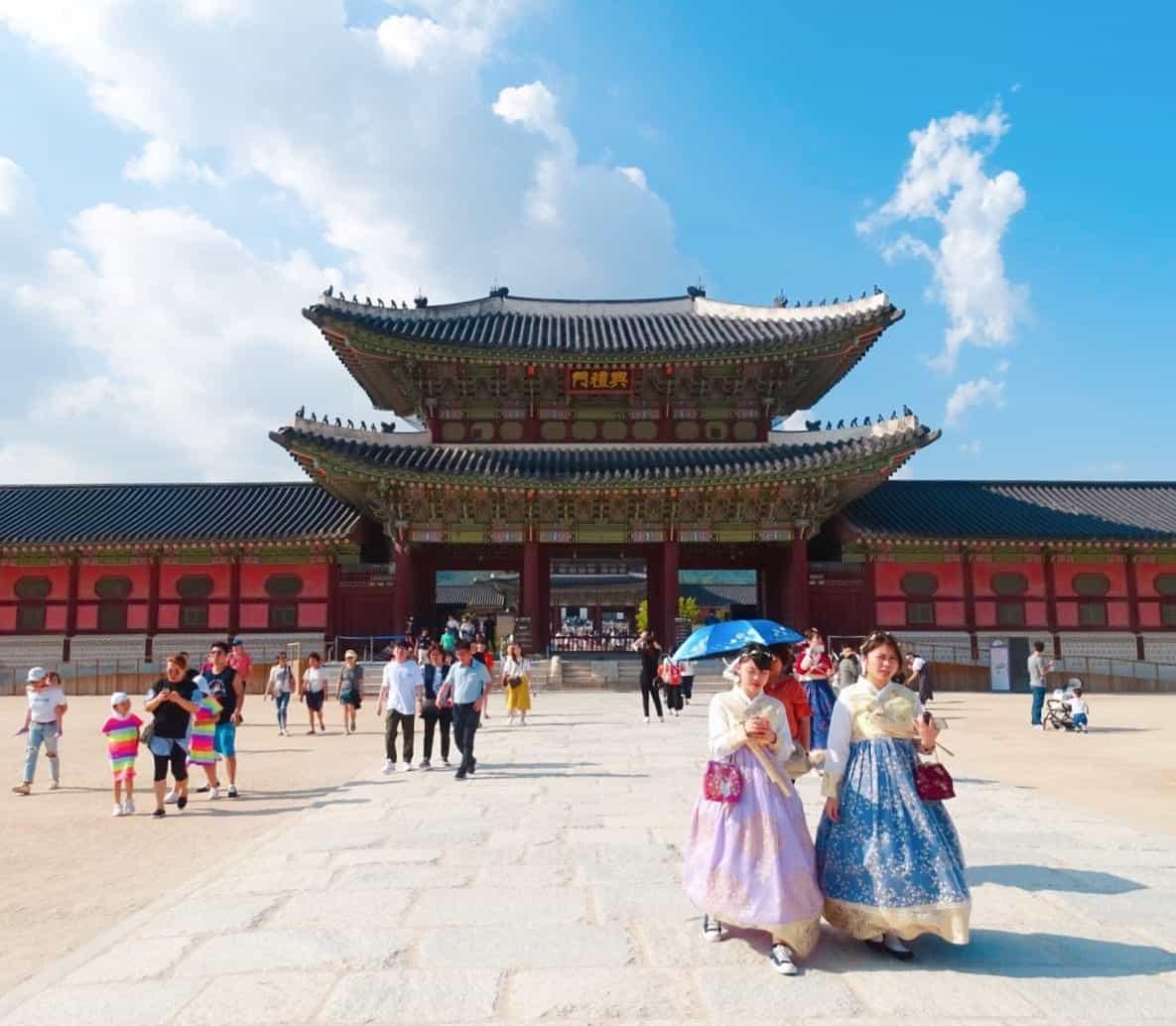 Seoul trip blog